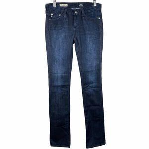 V AG Adriano Goldschmied Ballad Slim Boot Jean